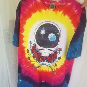 One-of-a-Kind, Signed Grateful Dead T-Shirt